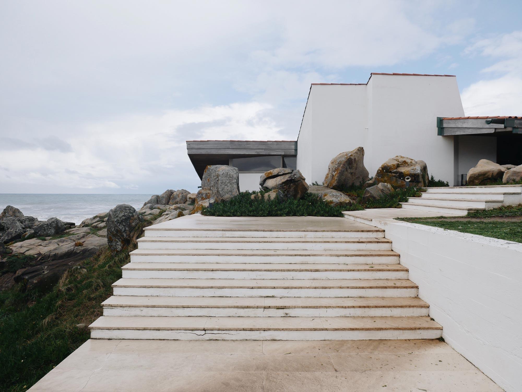 Álvaro Siza Vieira Teahouse Porto architecture