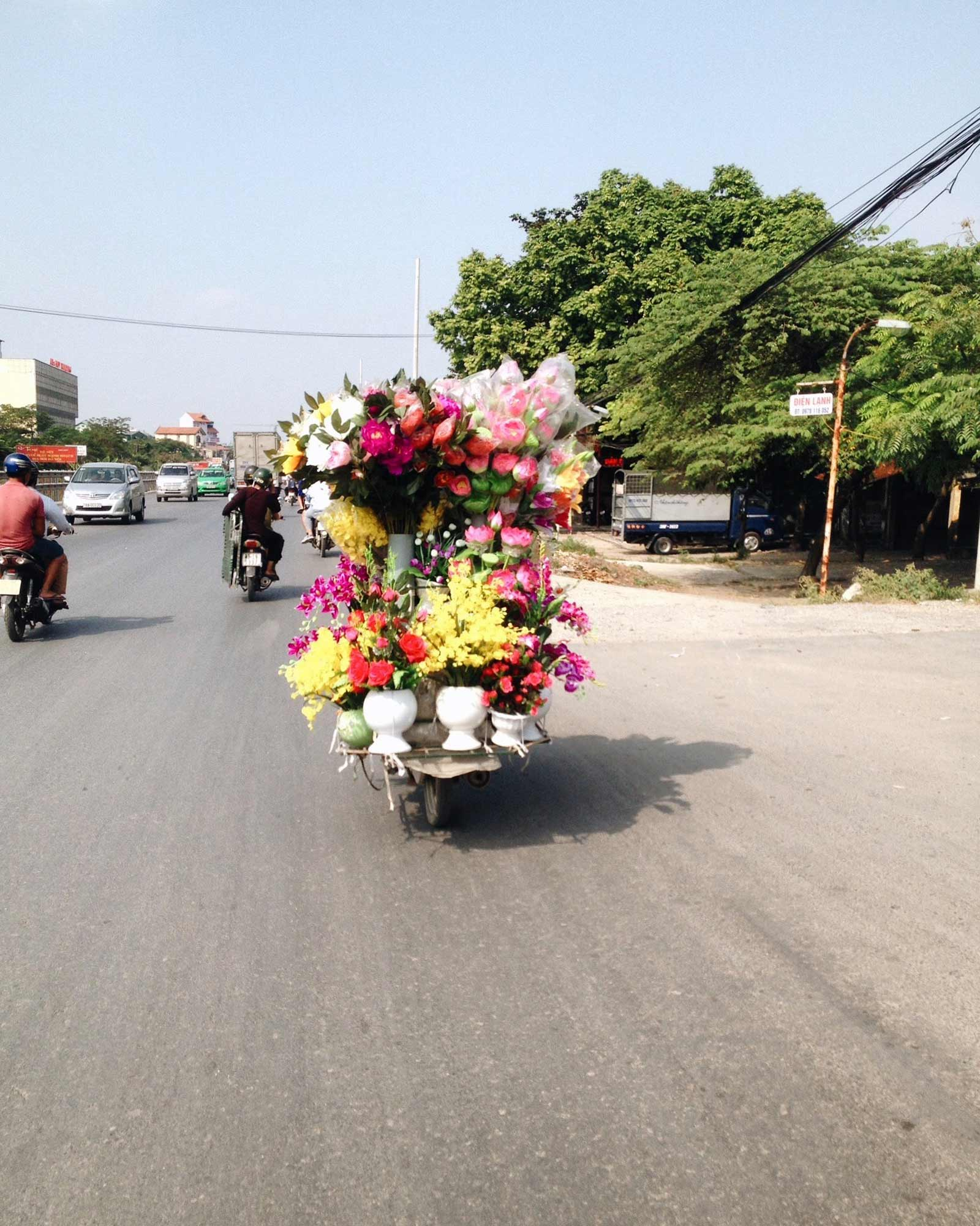 vietnam acanthus travel motorcycle
