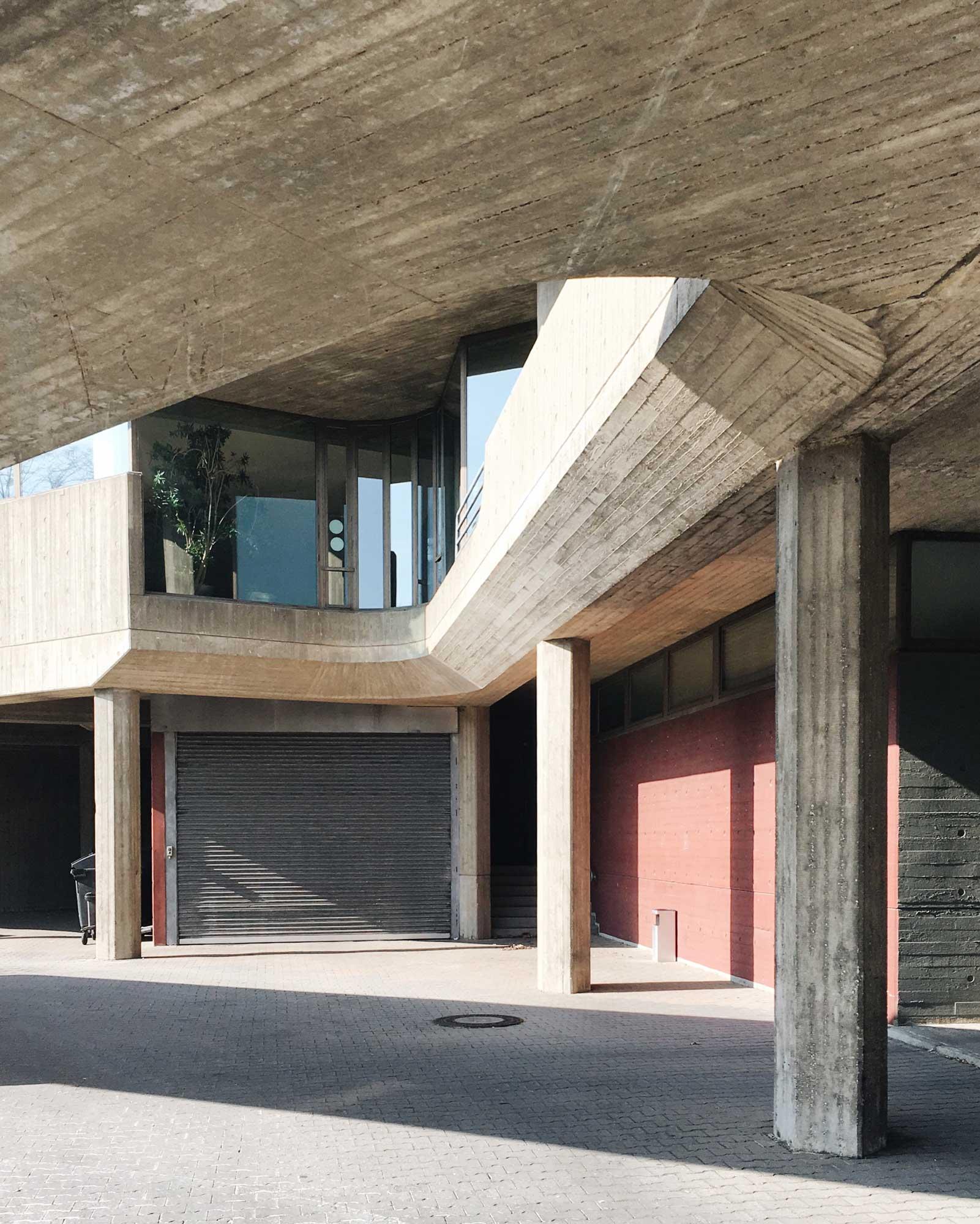 acanthus benjamin franklin institute brutalism in berlin