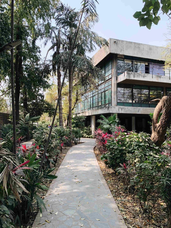 NID Ahmedabad Sarabhai Acanthus